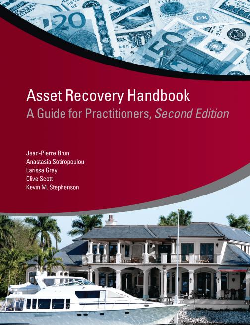 Asset Recovery Handbook 2nd Edition cover